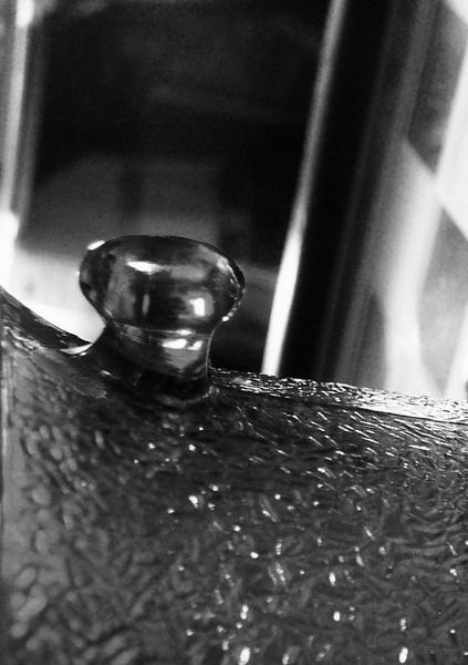 glass knob by jammbulator