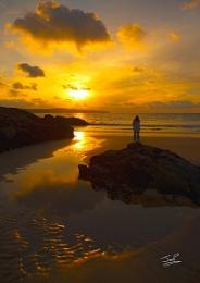 Godrevey Sunset