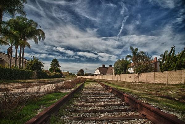 Train\'s Not Comming by gajewski