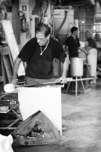 Murano Glass Maker by ambro
