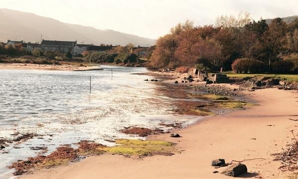 Glen river estuary Glenarif by ardclinis