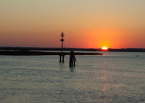 Venetian Sunrise by navigatornick