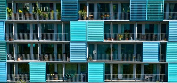 blue & green by Bellai