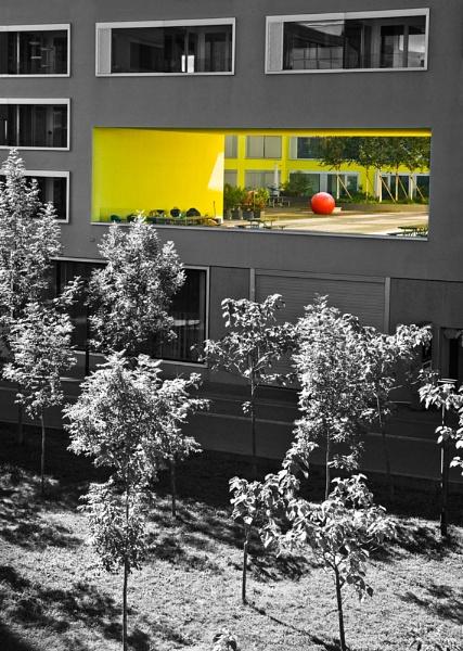 courtyard II by Bellai