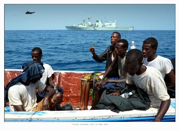 Pirates of Somalia by WimdeVos