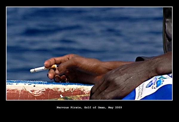 Pirates, a cigarette by WimdeVos