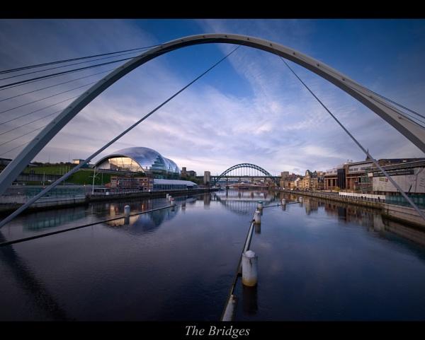 The Bridges by djjurky