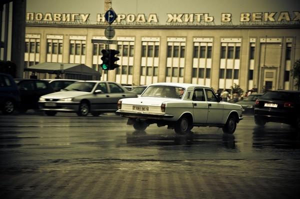 Minsk - Summer Rain by Alan86