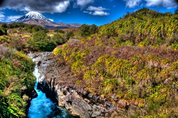 Mountain Stream by nostramo