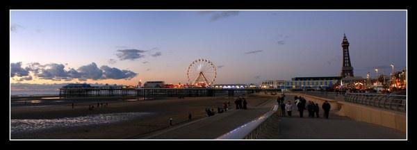 Blackpool by DJLeroy