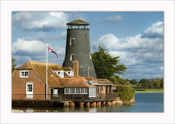 Emsworth Lighthouse by Sloman