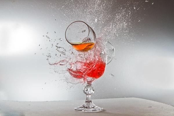 When Drinks Collide by zulupentax
