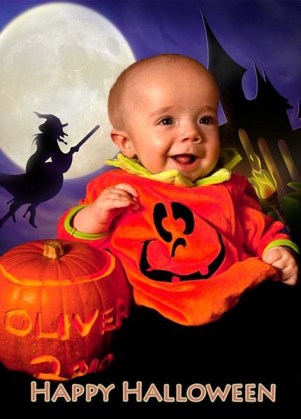 Happy Halloween by RickyRossiter