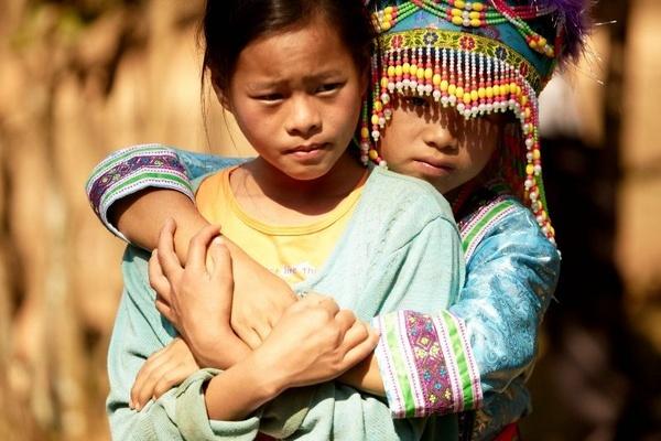 Hmong\'s new year celebrations by tomaszchrulski
