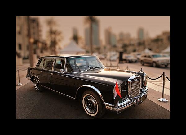 Classic Mercedez Benz by Saigonkick