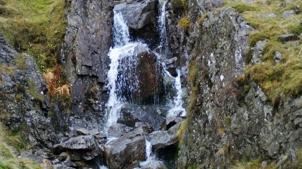 Waterfall by Gazsu