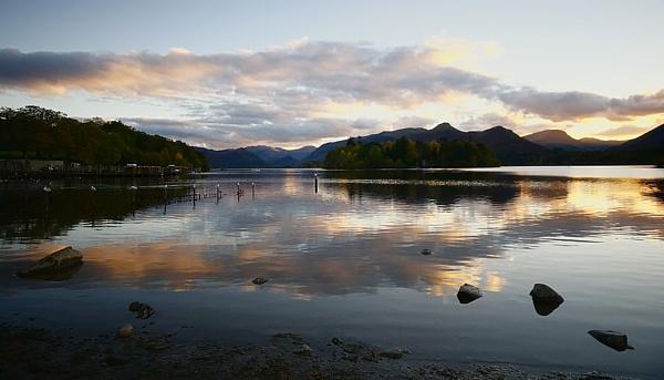 DERWENT WATER by Imagephotographics