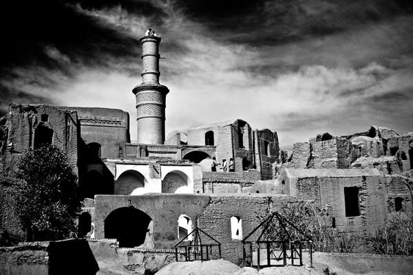 Kharangh Minaret by aminnadi