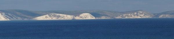 Dorset coast by Parky2k2