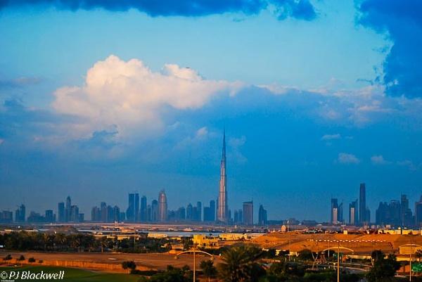 Morning in Dubai by peggyb