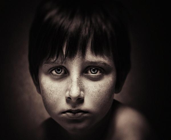 Child Of Man by aleci