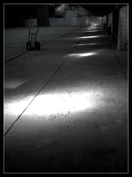 2010-10-31 sunspots in the dark big hall by nellabella