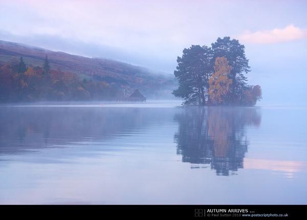 Autumn Arrives ... by sut68