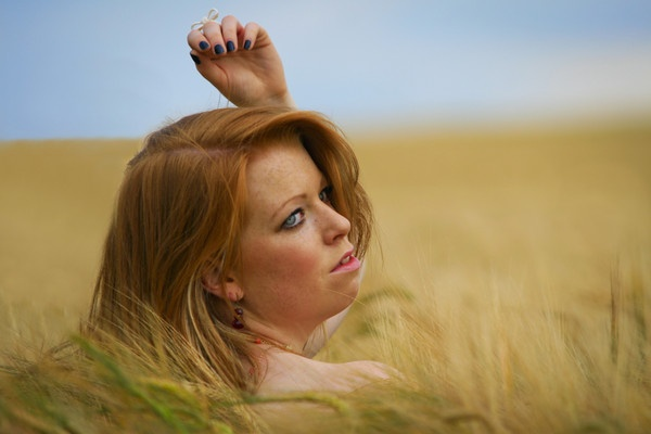 in the cornfield by imagesbybrian