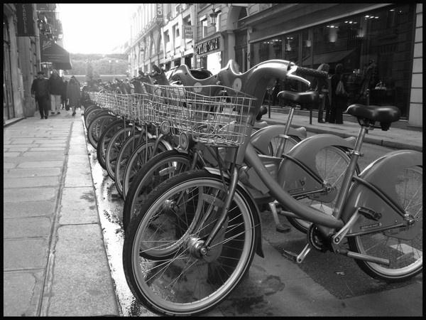 Paris Streets by Rach_s