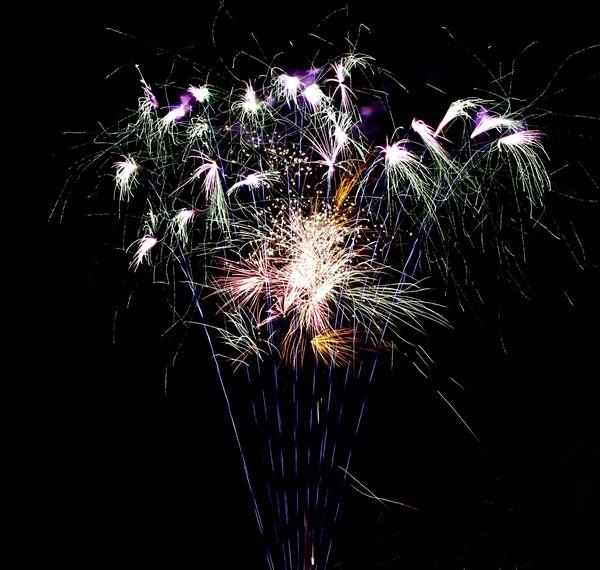 Fireworks by janeil
