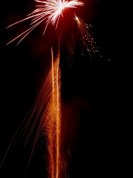 fireworks by Sam41
