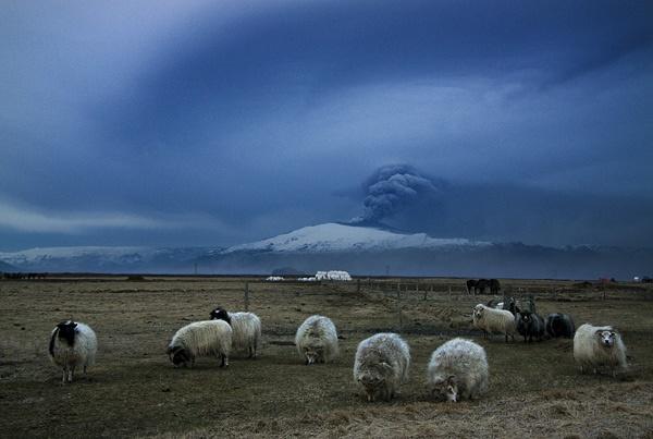 Eyjafjallajökull by knl