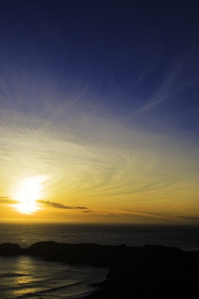 sunset over the pacific by havecamerawilltravel