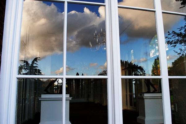Sky reflections by Chinga