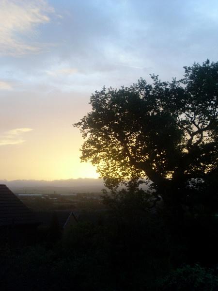 The Sunrise by kearney11
