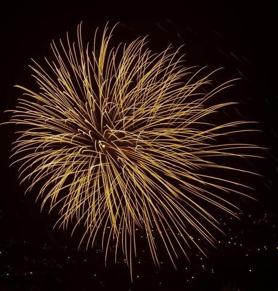 Rec Fireworks 2010 by Bryn_Jones