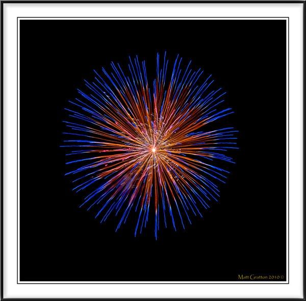 Firework by mohikan22