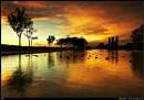 Fiery Sky by ade_mcfade