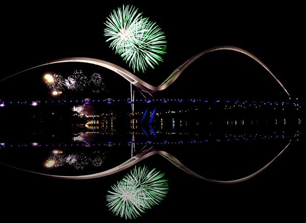 Stockton Firework Display by pulsar69