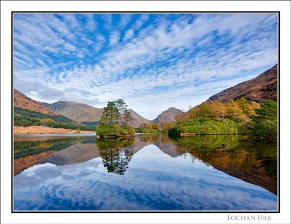 Lochan Urr... by Scottishlandscapes