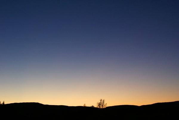 Welsh sunset by jon gopsill