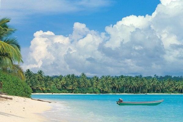 Mentawai Island before tsunami by GregnTreesPhotography