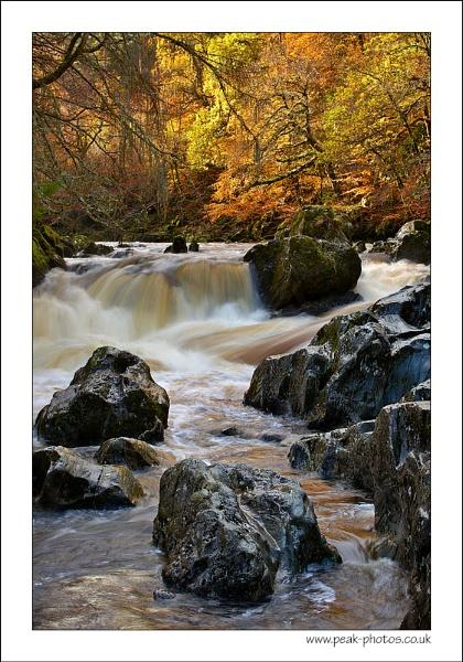 Falls in fall by richardwheel