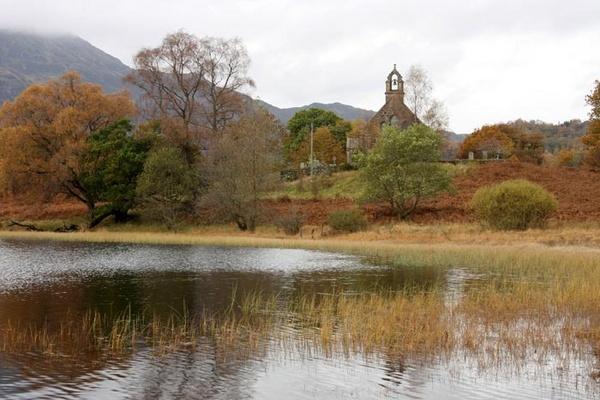 Loch Ard by Mikebr
