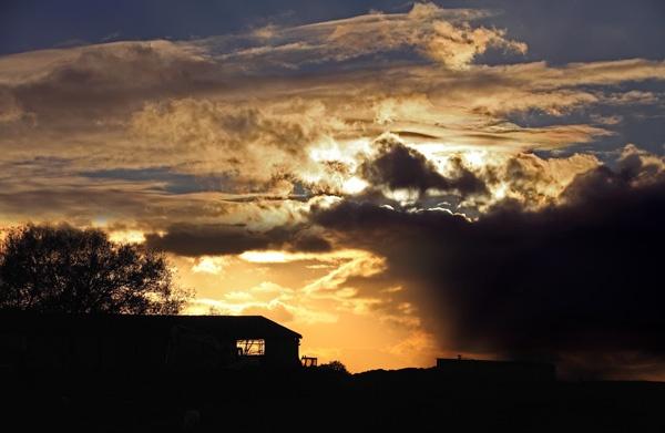 Sunset by BobDM