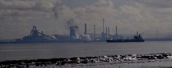 Industrial Coastline by chrissyste