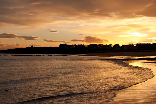 Golden Sunset by NeilJD