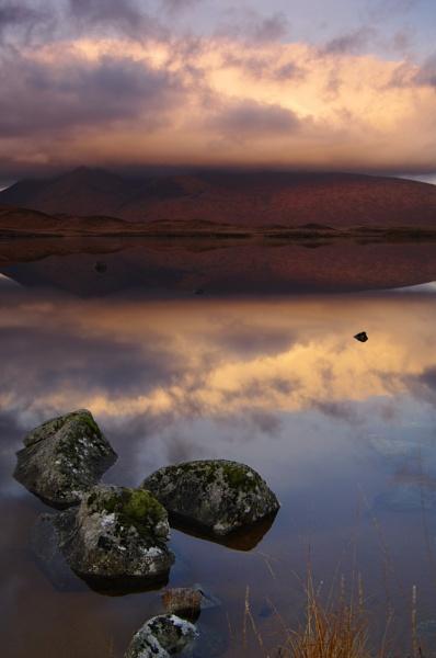 Rannoch Moor by AllyN