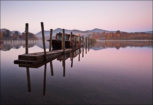 Keswick sunrise by LeighRebecca