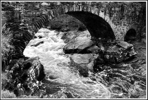 Feshie Bridge by maryg